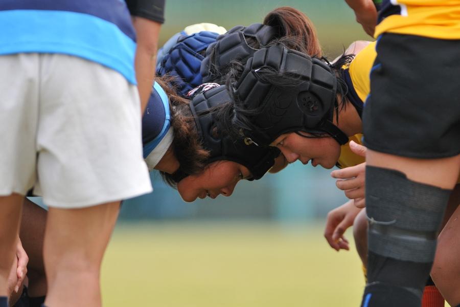 第25回関東女子ラグビーフットボール大会最終日 シニア