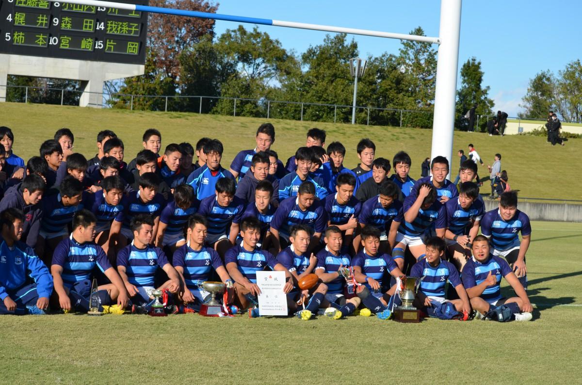 第94回全国高校ラグビーフットボール大会埼玉県予選 決勝その1