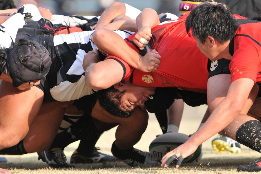 第51回全国大学ラグビーフットボール選手権大会 セカンドステージ 第2戦 帝京大VS朝日大