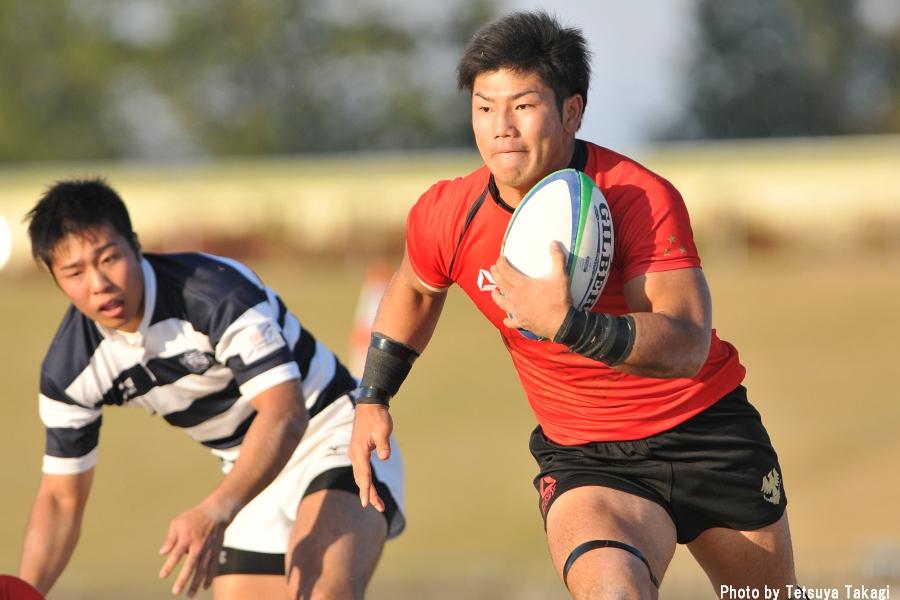 第52回全国大学ラグビーフットボール選手権大会 セカンドステージ 第2戦 帝京大 vs 関西大
