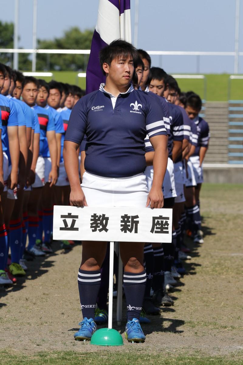 第64回 関東高等学校ラグビーフットボール大会の写真13