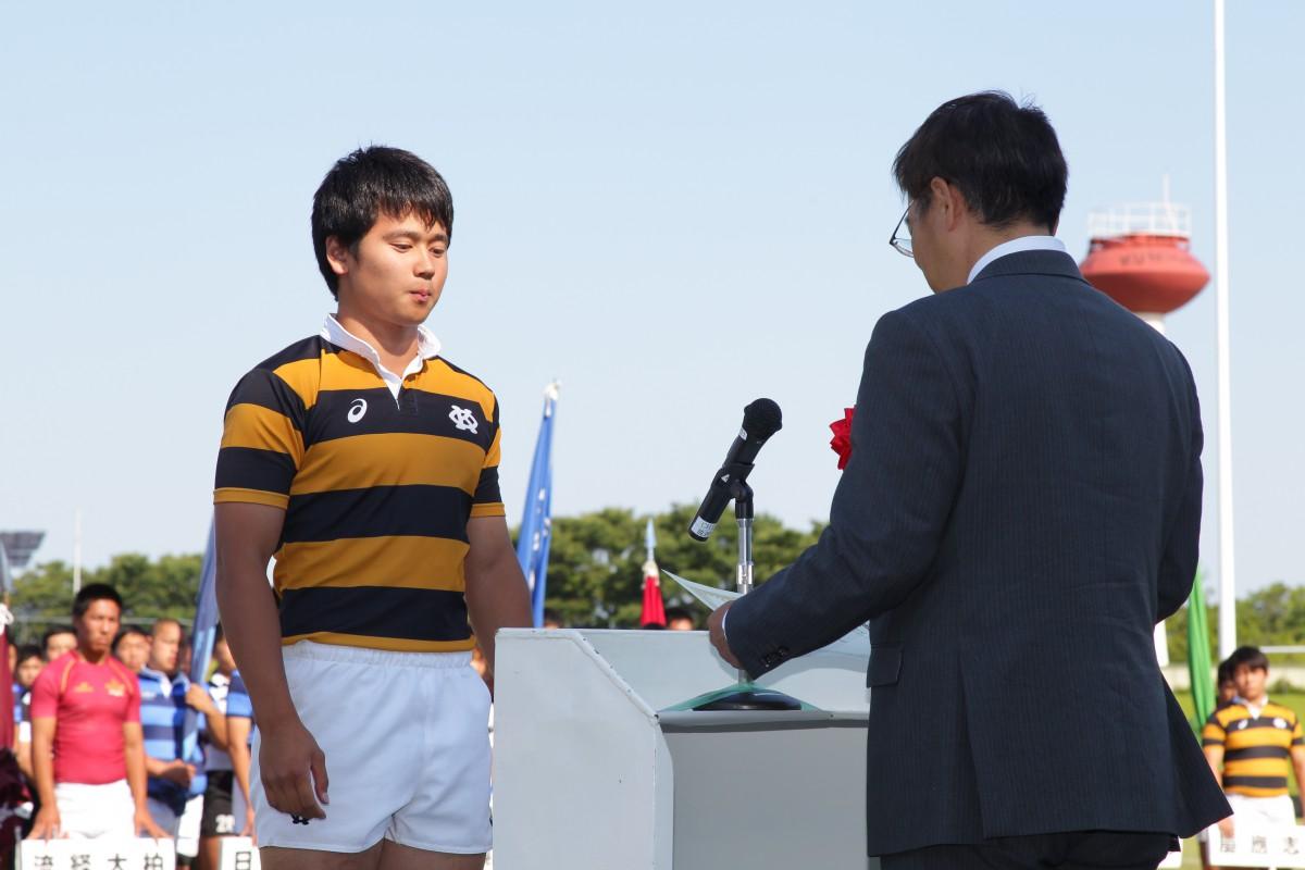 第64回 関東高等学校ラグビーフットボール大会の写真8