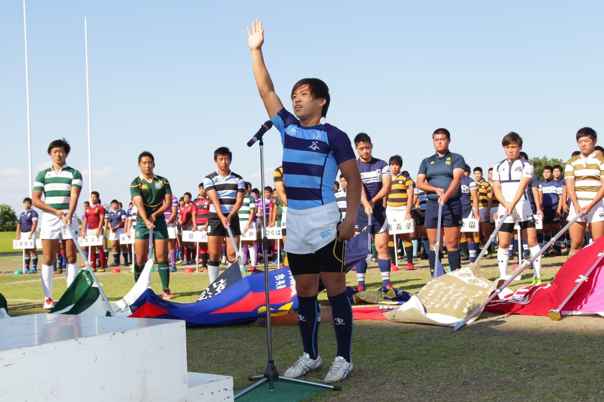 第64回 関東高等学校ラグビーフットボール大会の写真5