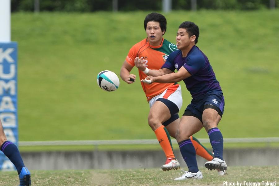 大学ラグビー(さよなら熊谷ラグビー場イベント)立正大-東洋大の写真16
