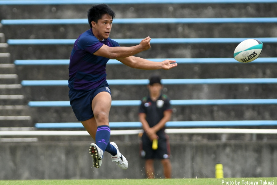 大学ラグビー(さよなら熊谷ラグビー場イベント)立正大-東洋大の写真10