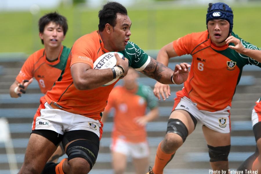 大学ラグビー(さよなら熊谷ラグビー場イベント)立正大-東洋大の写真8