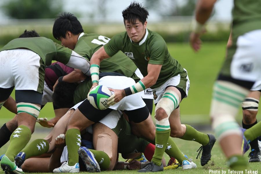 大学ラグビー(さよなら熊谷ラグビー場イベント)大東文化大-早稲田大の写真13