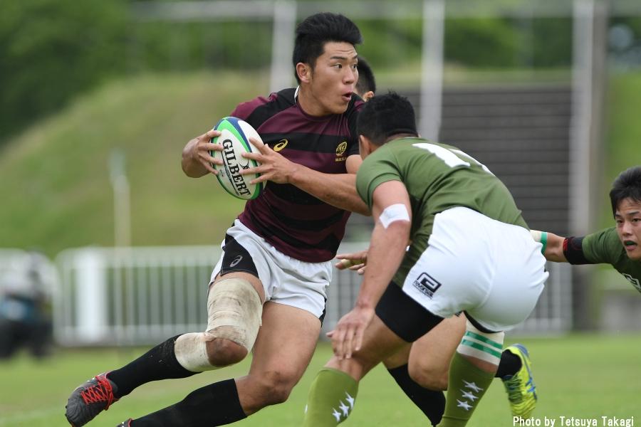 大学ラグビー(さよなら熊谷ラグビー場イベント)大東文化大-早稲田大の写真11