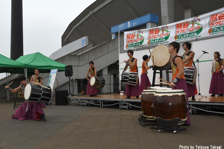 10月8日 トップリーグフォトギャラリー キヤノン-豊田自動織機 1/2の写真1