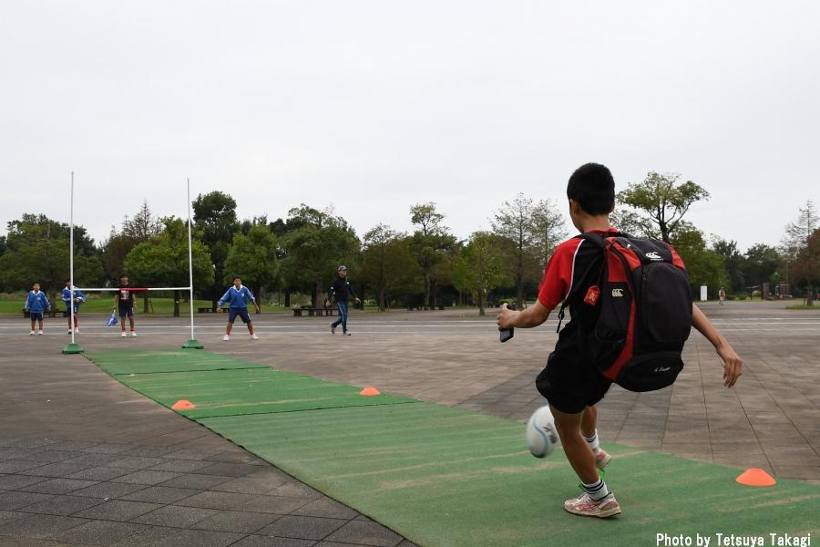 10月8日 トップリーグフォトギャラリー キヤノン-豊田自動織機 1/2の写真2