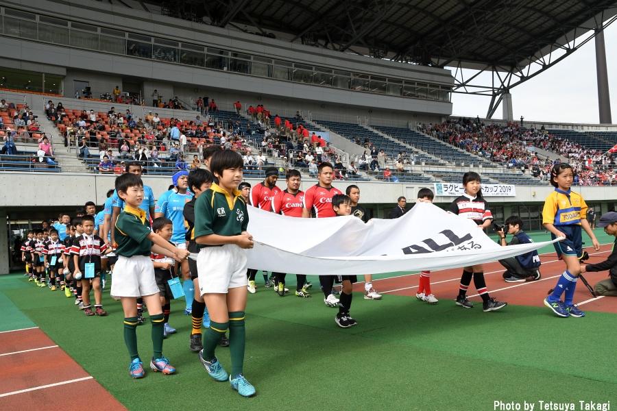 10月8日 トップリーグフォトギャラリー キヤノン-豊田自動織機 1/2の写真3