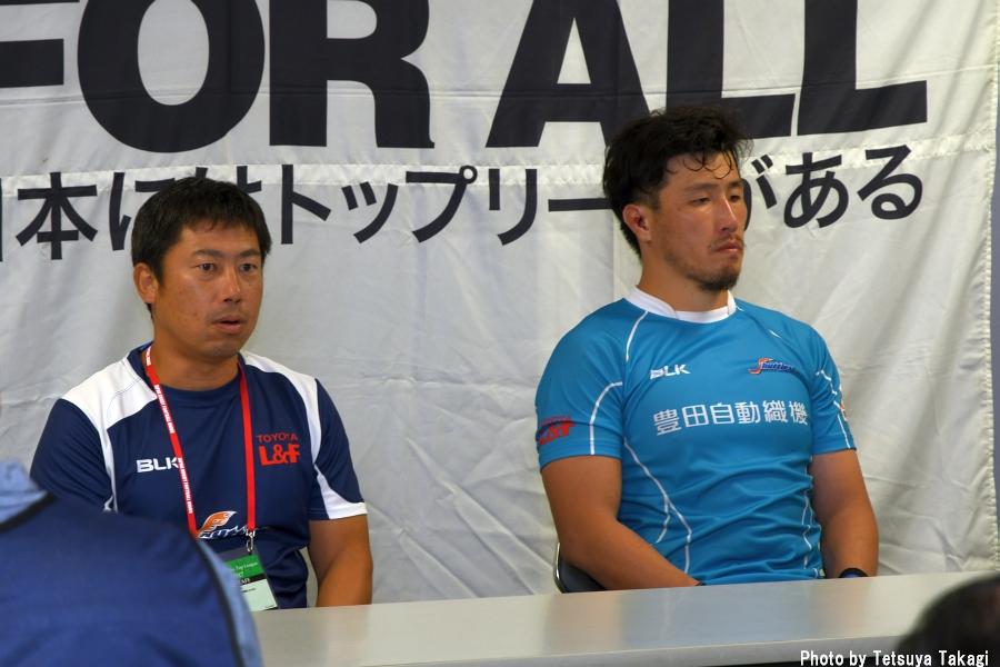 トップリーグ第6節 キヤノン-豊田自動織機 : パナソニック-NECの写真9