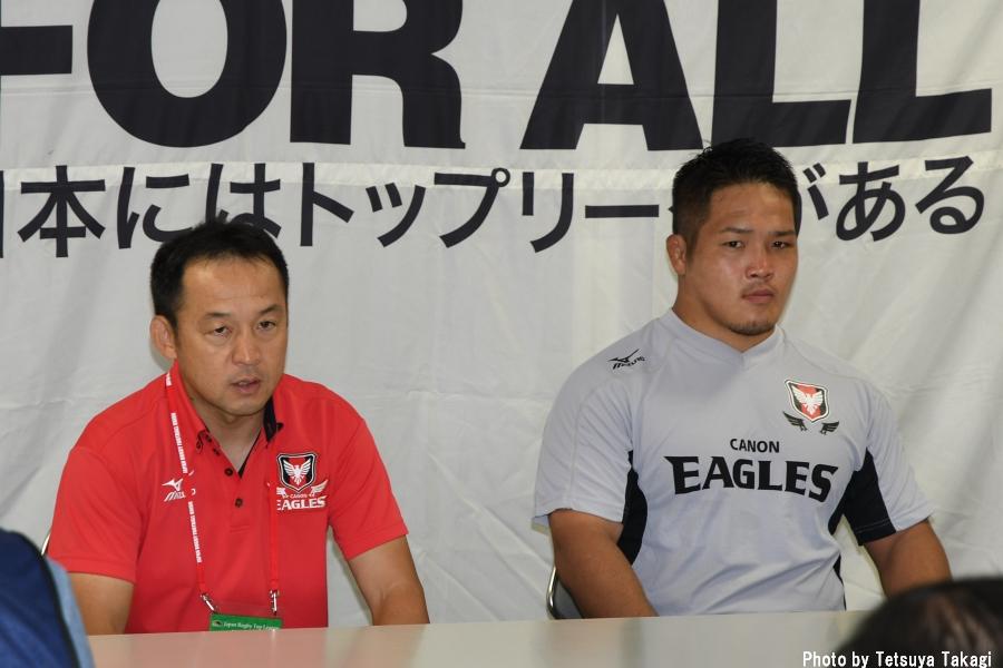 トップリーグ第6節 キヤノン-豊田自動織機 : パナソニック-NECの写真10