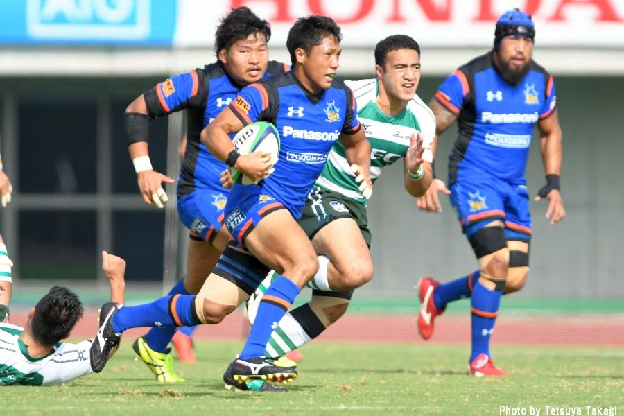 トップリーグ第6節 キヤノン-豊田自動織機 : パナソニック-NECの写真13