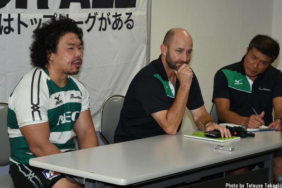 トップリーグ第6節 キヤノン-豊田自動織機 : パナソニック-NECの写真19