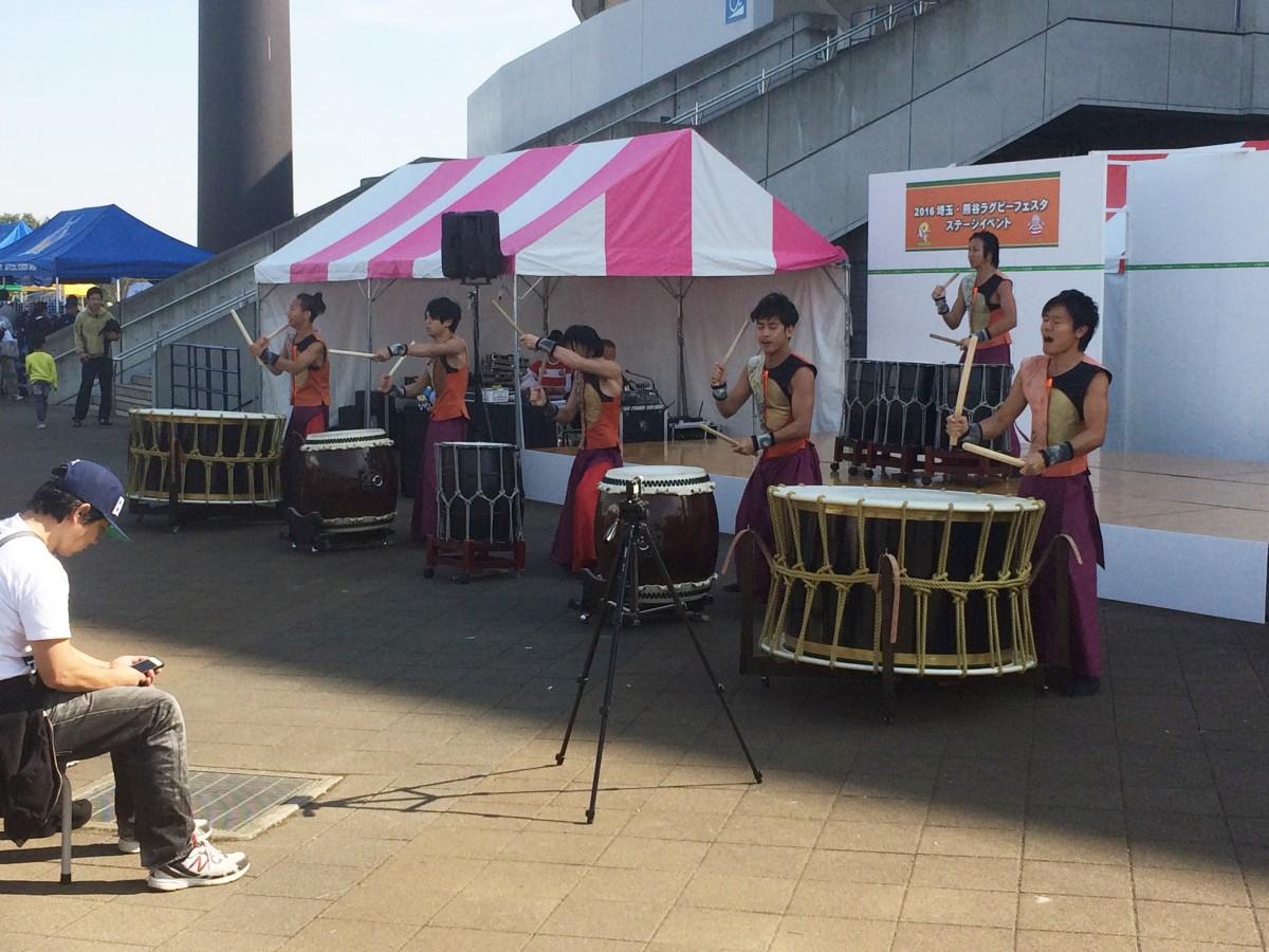 10/16 埼玉・熊谷 ラグビーフェスタの写真3