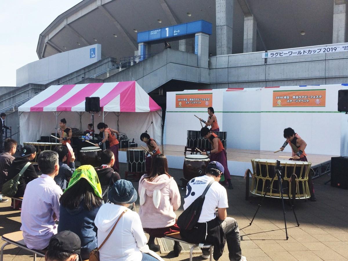 10/16 埼玉・熊谷 ラグビーフェスタの写真4
