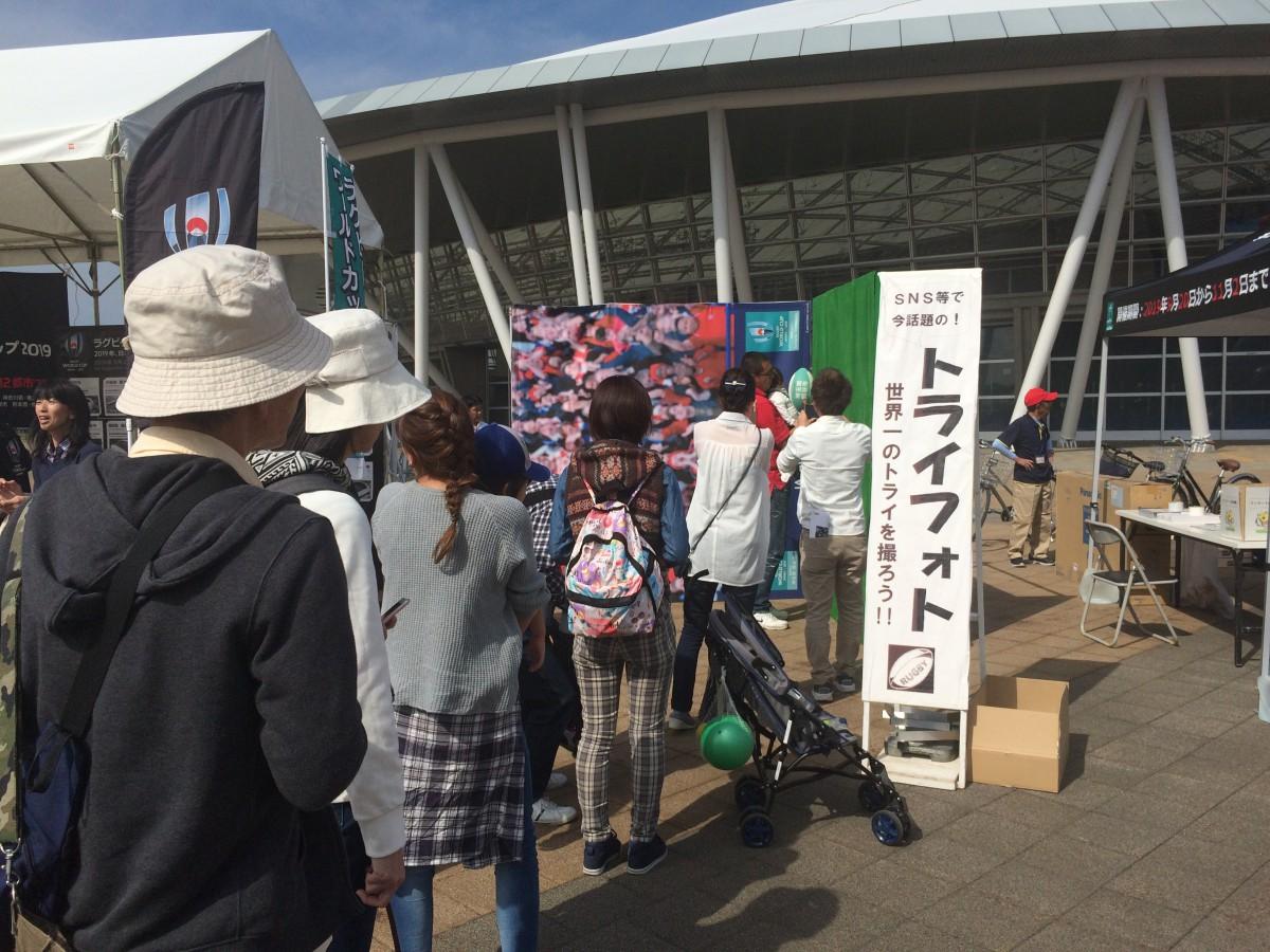 10/16 埼玉・熊谷 ラグビーフェスタの写真14