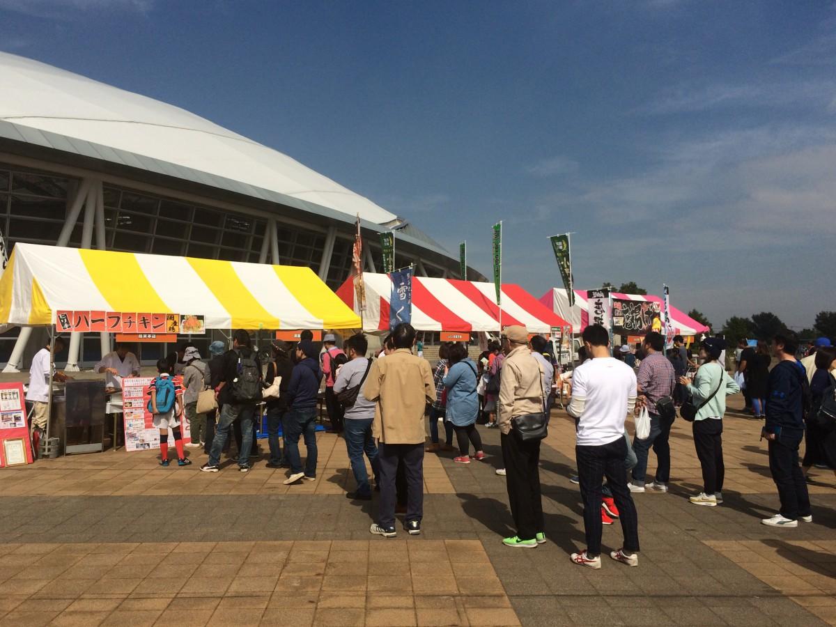 10/16 埼玉・熊谷 ラグビーフェスタの写真17