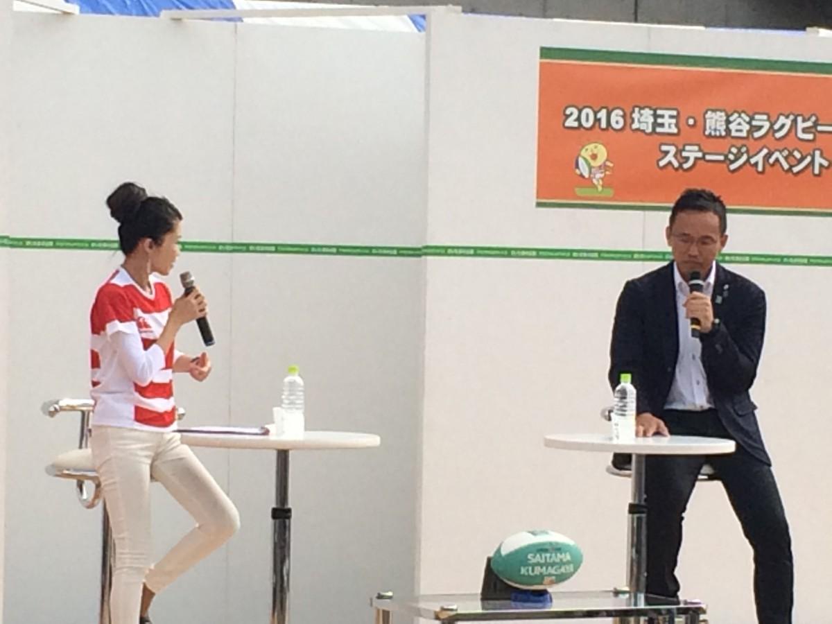 10/16 埼玉・熊谷 ラグビーフェスタの写真24