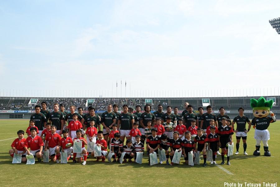 10月16日 トップリーグイベント フォトギャラリーの写真10