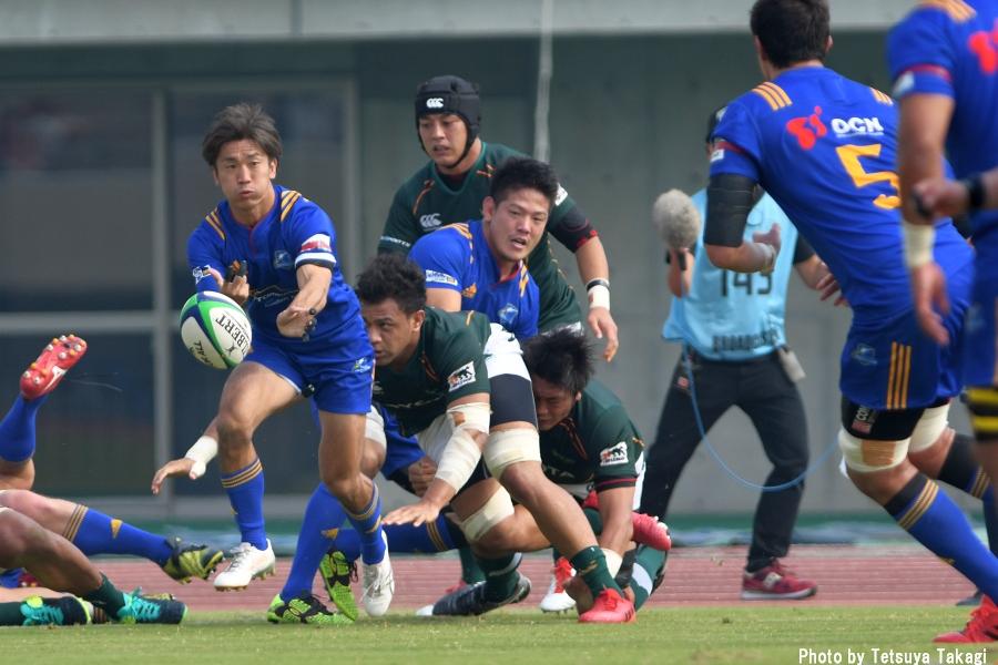 10月16日トップリーグ NTTコム-トヨタの写真3