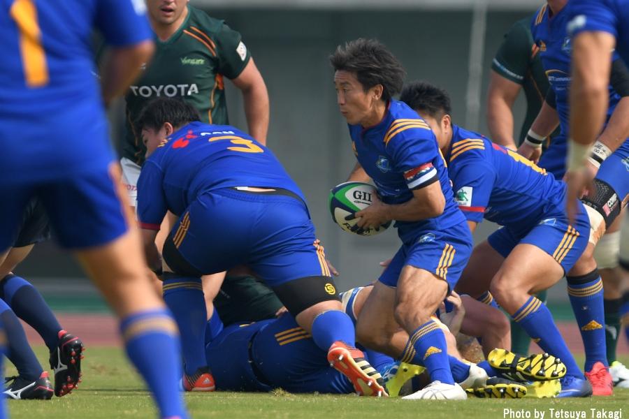 10月16日トップリーグ NTTコム-トヨタの写真6