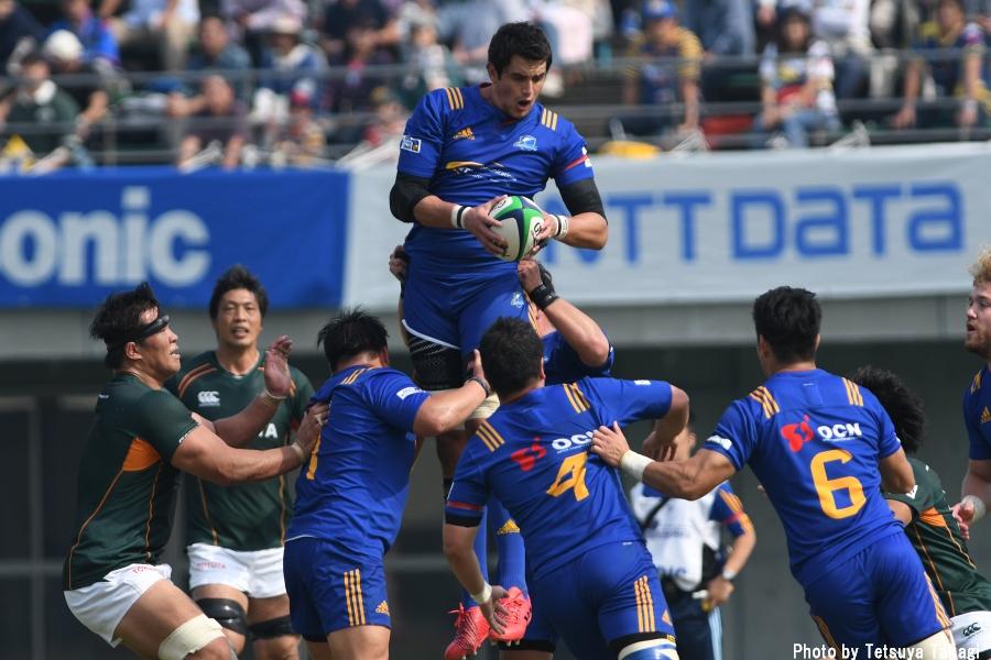 10月16日トップリーグ NTTコム-トヨタの写真9