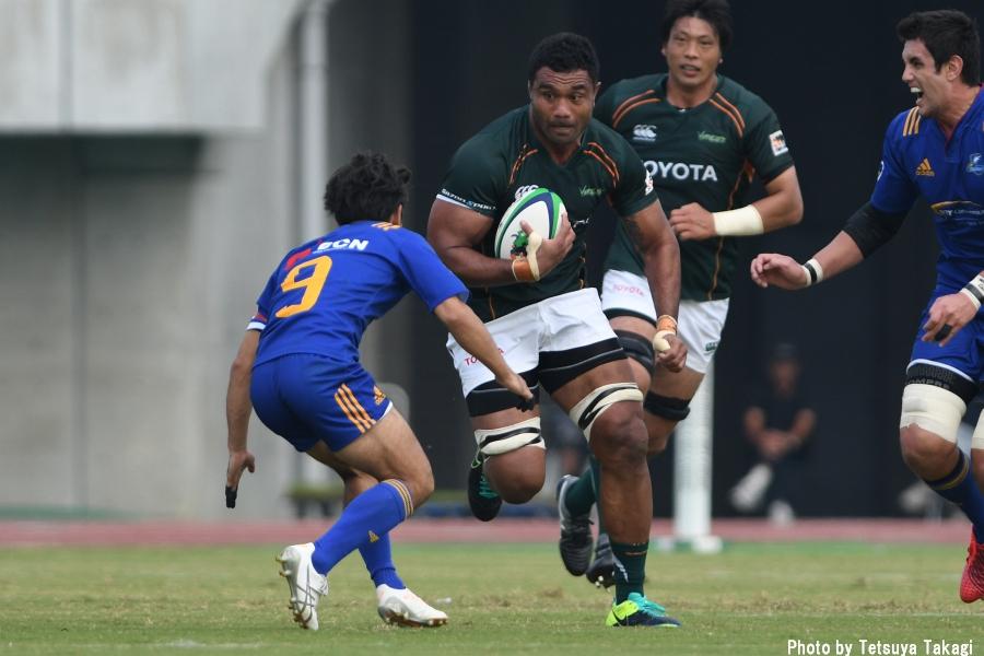 10月16日トップリーグ NTTコム-トヨタの写真13