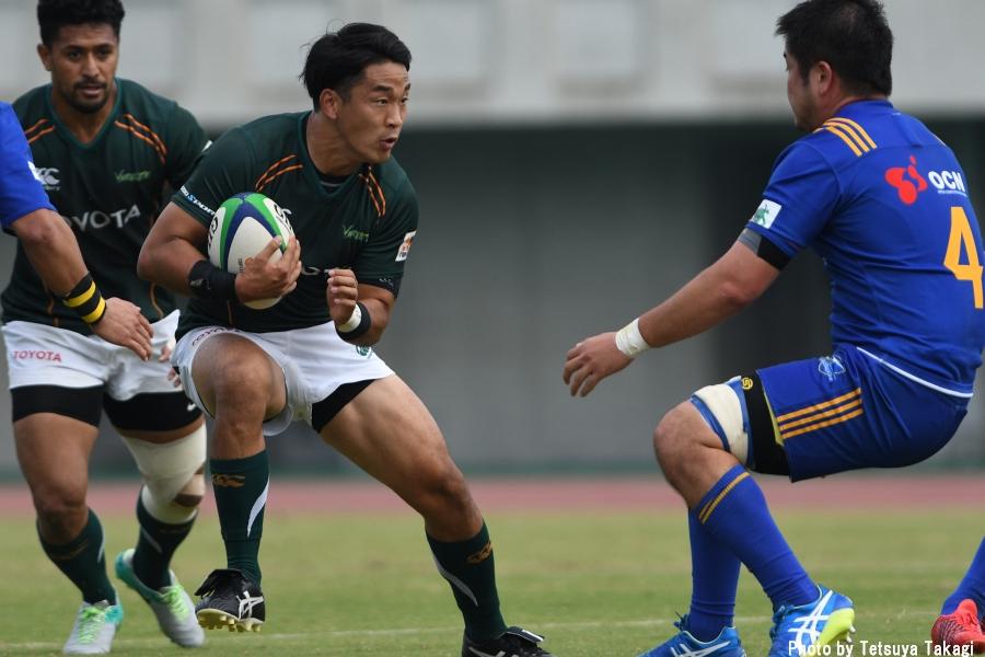 10月16日トップリーグ NTTコム-トヨタの写真15