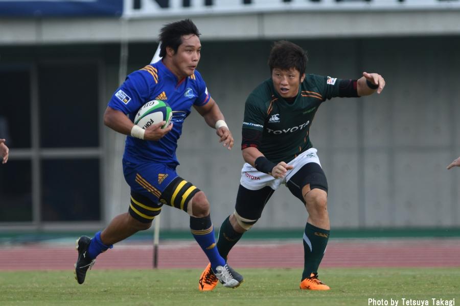 10月16日トップリーグ NTTコム-トヨタの写真16