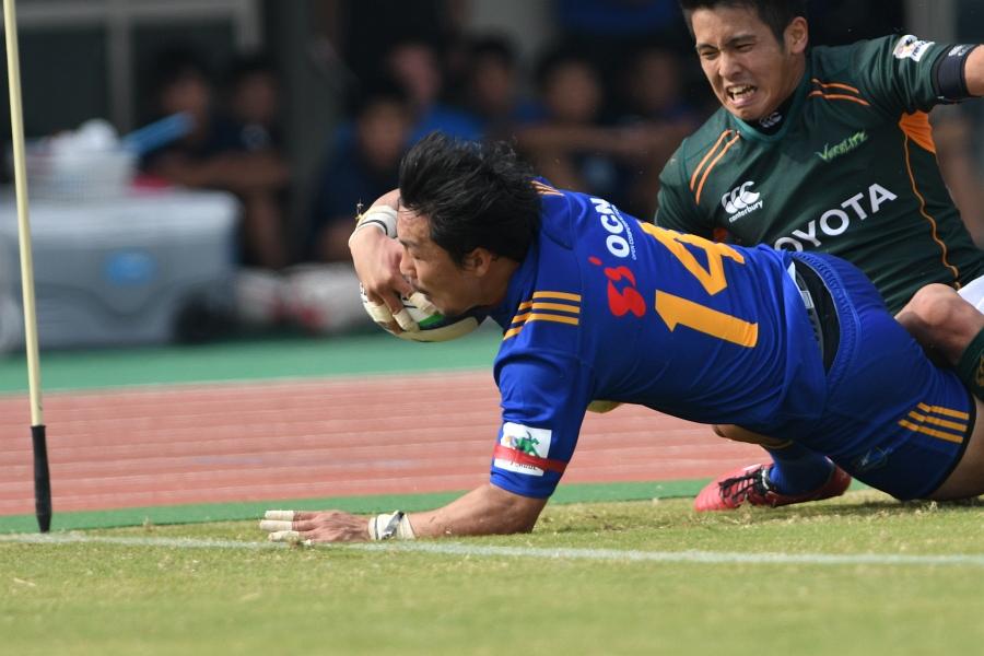 10月16日トップリーグ NTTコム-トヨタの写真22