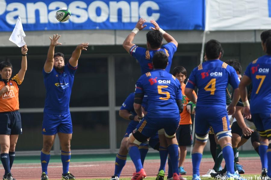 10月16日トップリーグ NTTコム-トヨタの写真23