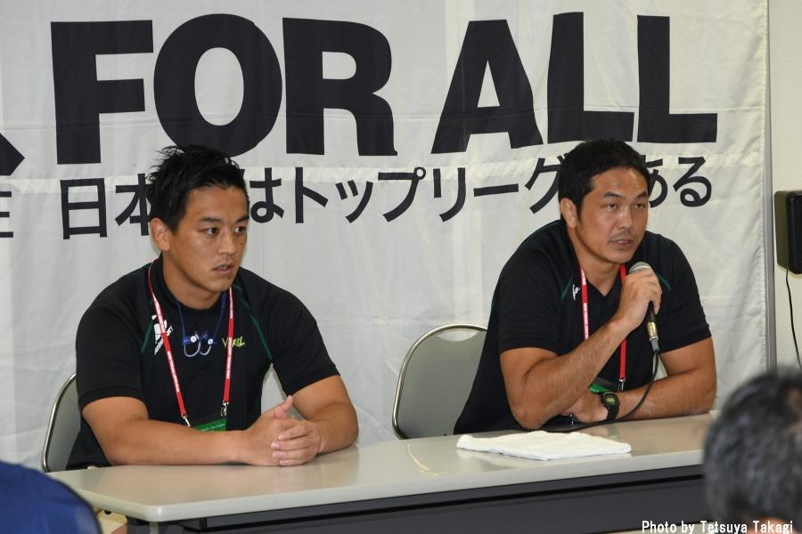 10月16日トップリーグ NTTコム-トヨタの写真31