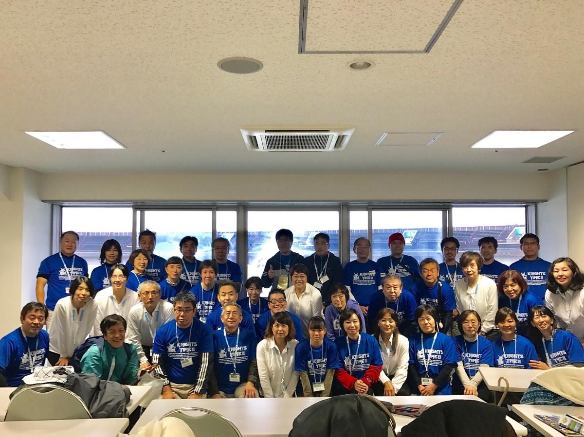 ボランティアスタッフ(BAND)活動の写真11