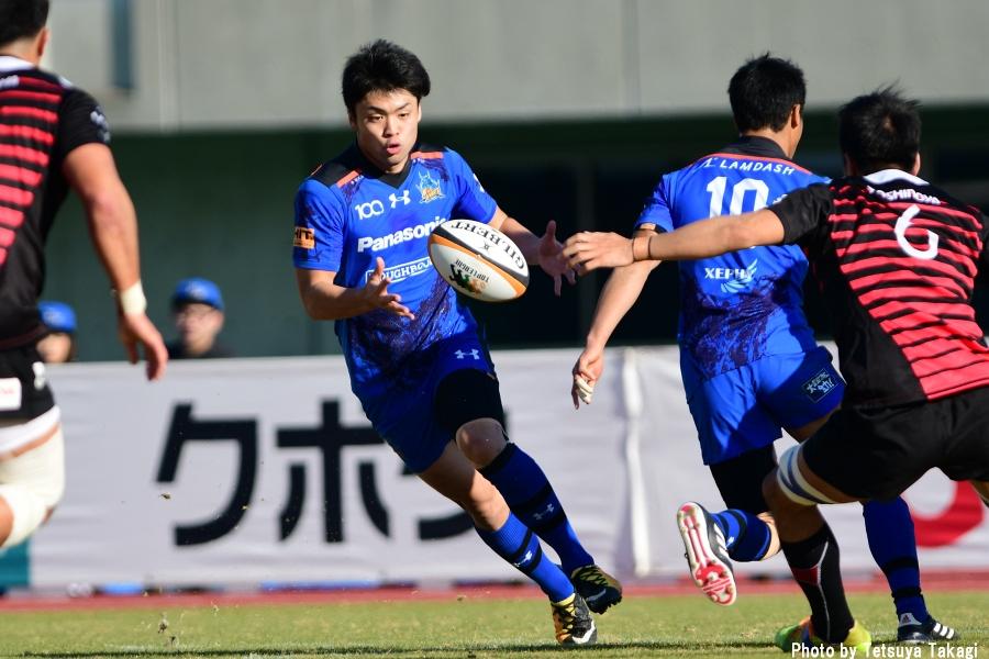ジャパンラグビートップリーグ2017-2018              第11節パナソニック ワイルドナイツVS宗像サニックスブルースの写真8