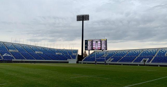 熊谷ラグビー場 埼玉県ラグビーフットボール協会