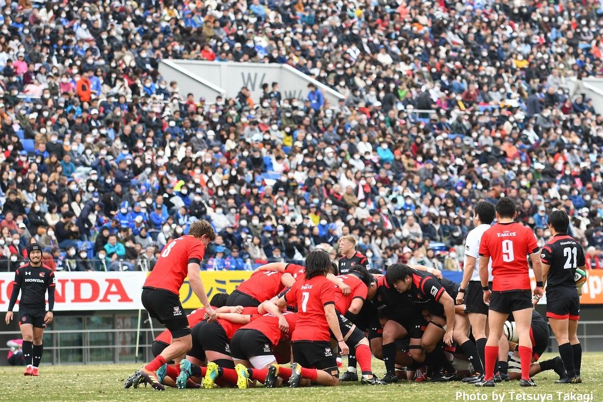 2月15日 トップリーグ第5節ギャラリー Honda  vs キヤノン①の写真6