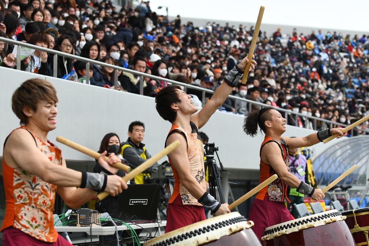 2月15日 トップリーグ第5節ギャラリー イベント編の写真13