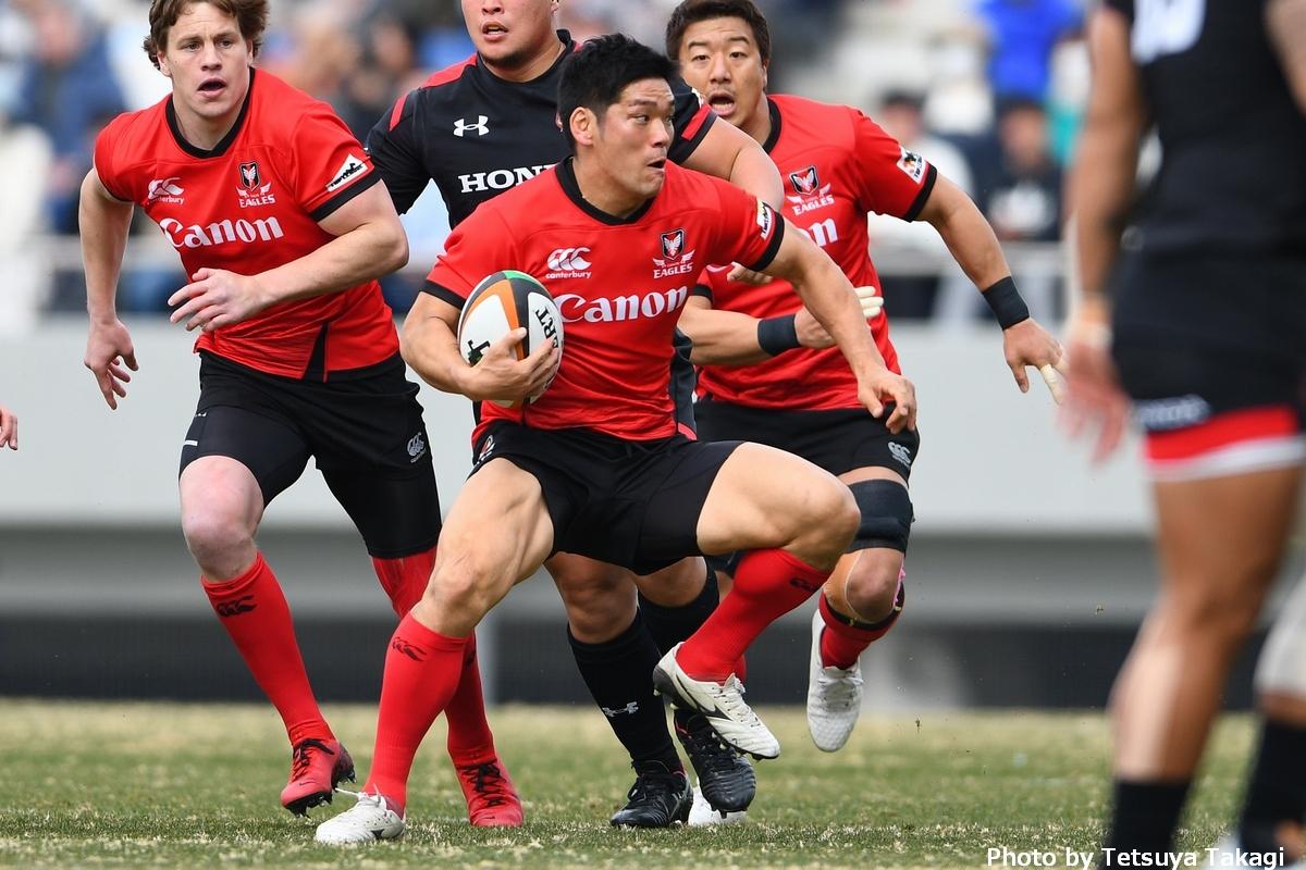 2月15日 トップリーグ第5節ギャラリー Honda  vs キヤノン①の写真14