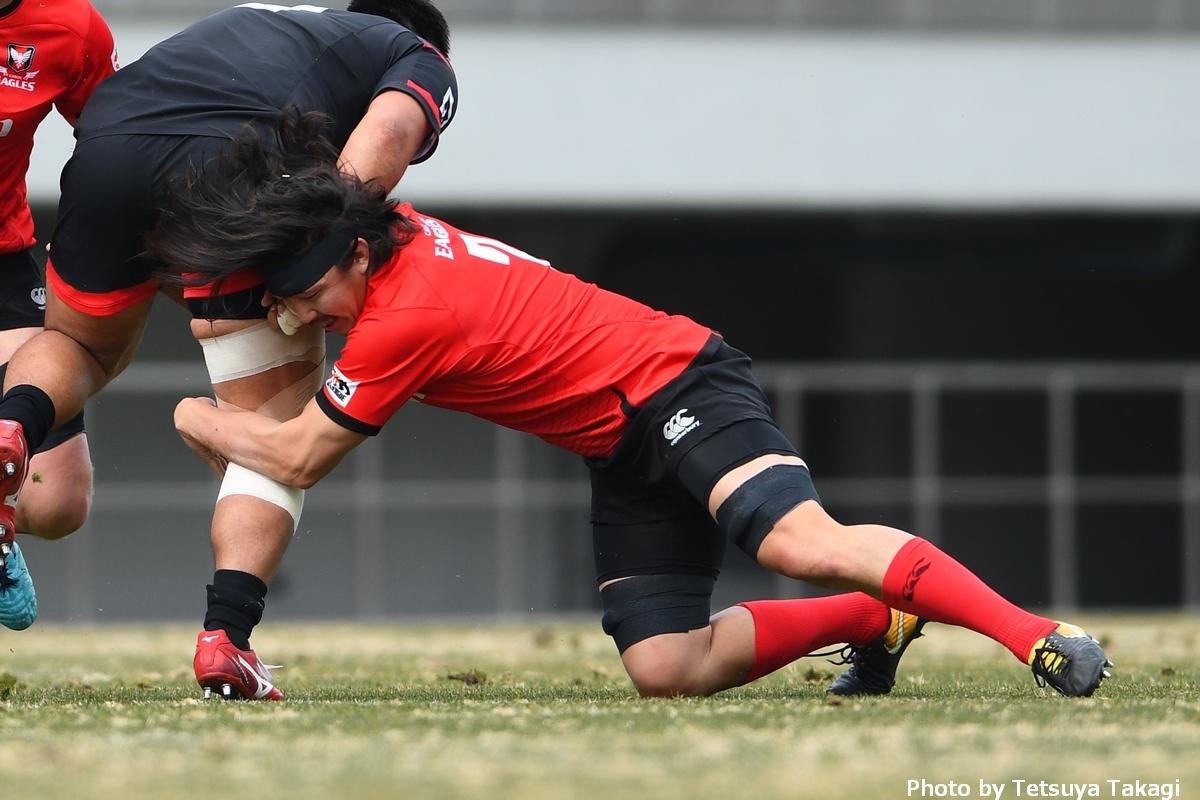 2月15日 トップリーグ第5節ギャラリー Honda  vs キヤノン①の写真18
