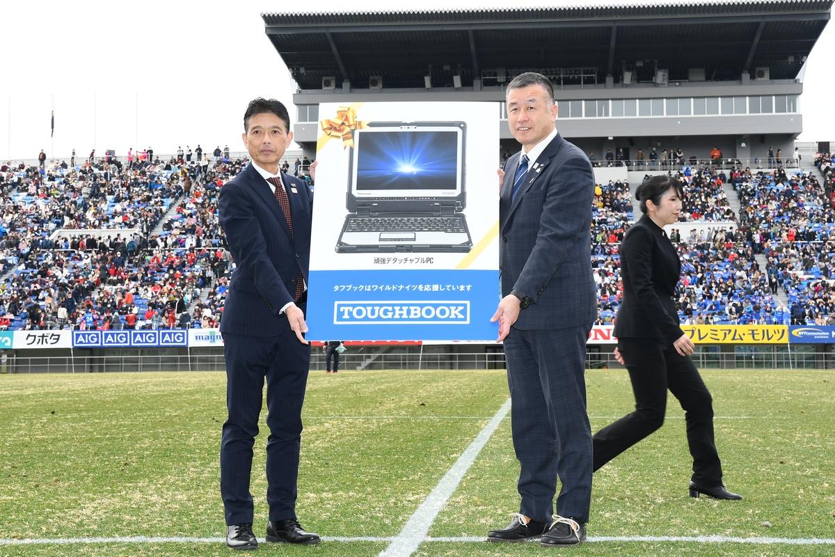 2月15日 トップリーグ第5節ギャラリー イベント編の写真6