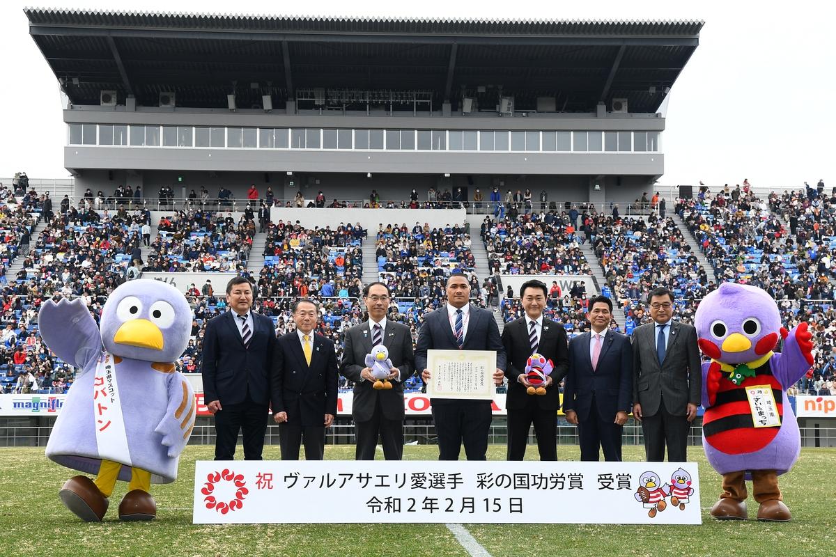 2月15日 トップリーグ第5節ギャラリー イベント編の写真11