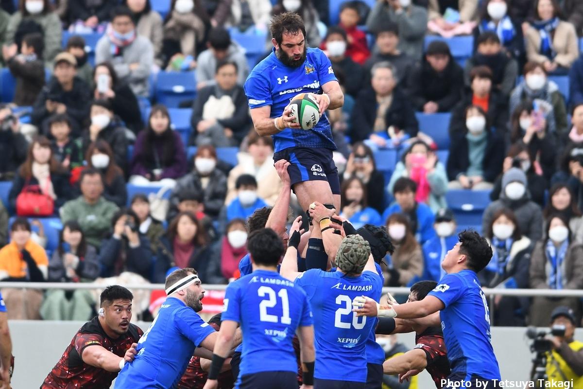 2月15日 トップリーグ第5節ギャラリー パナソニック vs 東芝①の写真4