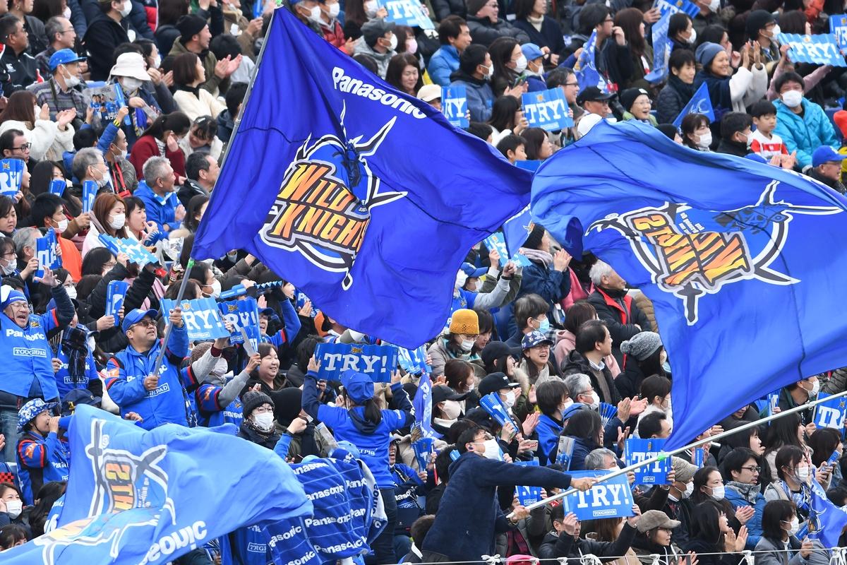 2月15日 トップリーグ第5節ギャラリー パナソニック vs 東芝①の写真3
